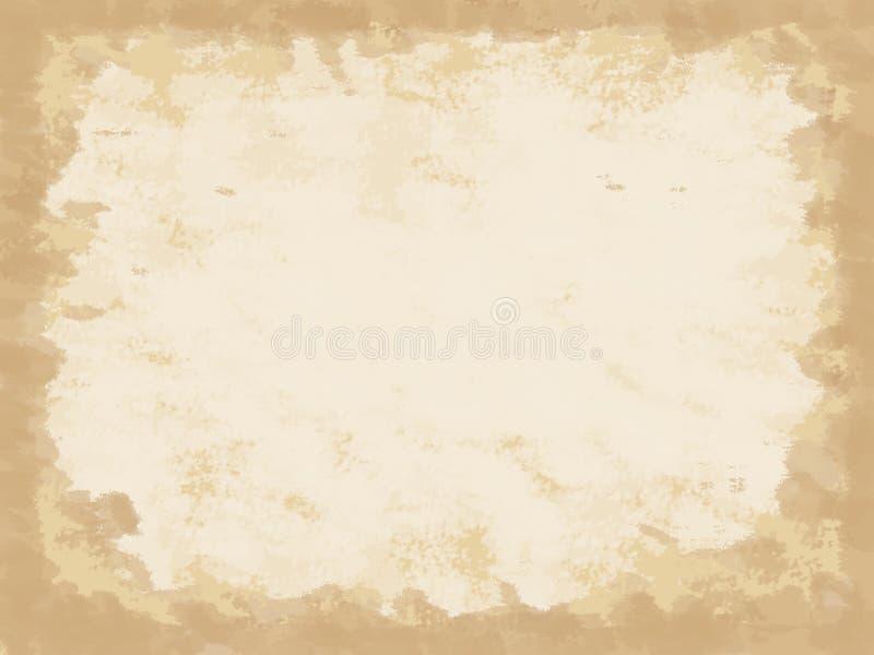 Fondo de la vendimia ilustración del vector