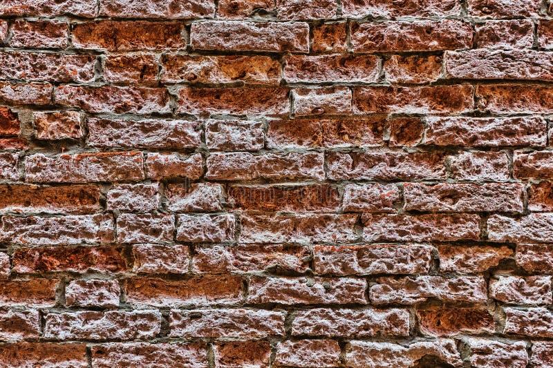 Fondo de la vieja textura de la pared de ladrillo fotos de archivo libres de regalías