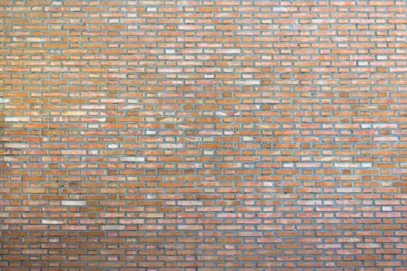 Fondo de la vieja textura del modelo de la pared de ladrillo fotografía de archivo
