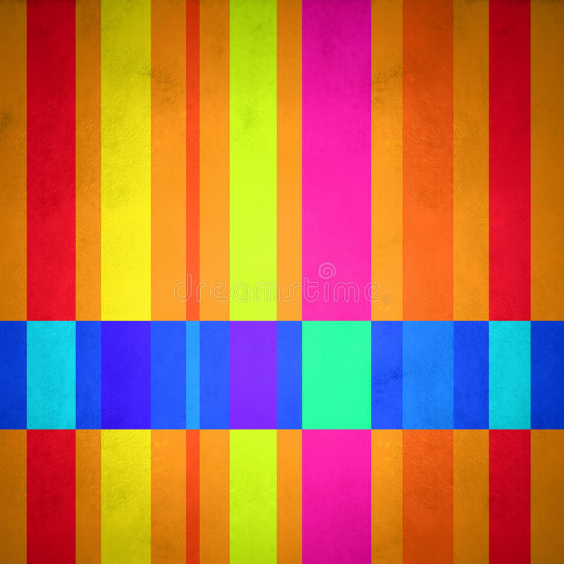 Fondo de las líneas textura del papel ilustración del vector