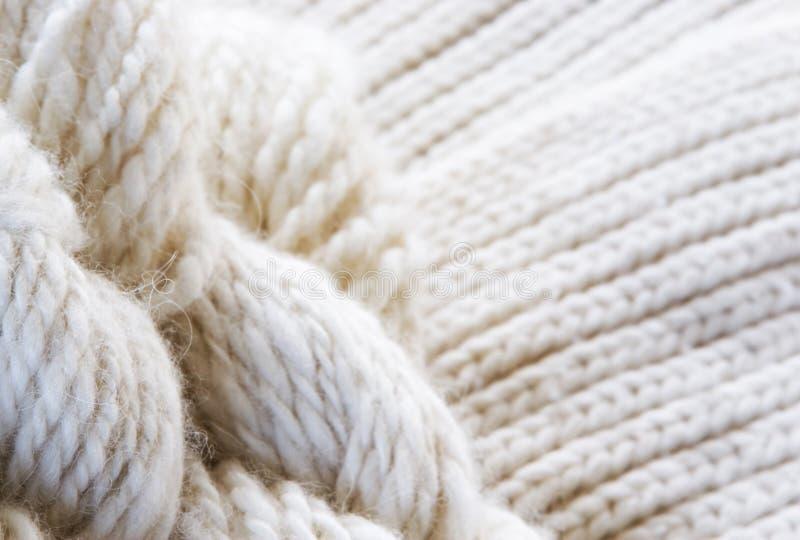 Fondo de las lanas foto de archivo libre de regalías