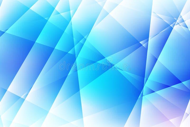 Fondo de las texturas púrpura abstracto y azul ilustración del vector