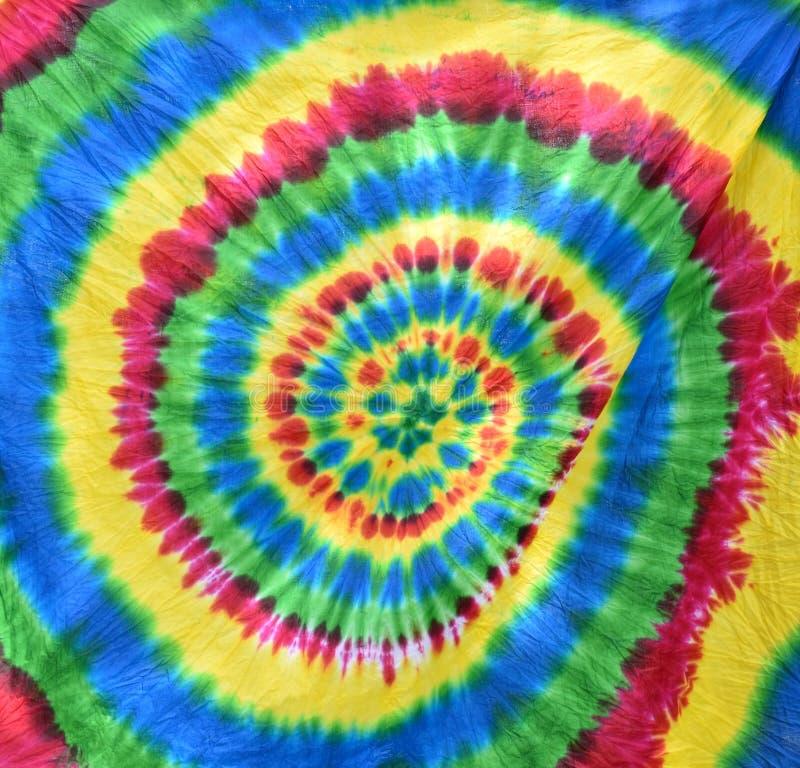 Fondo de lazo-teñido colorido imagen de archivo libre de regalías