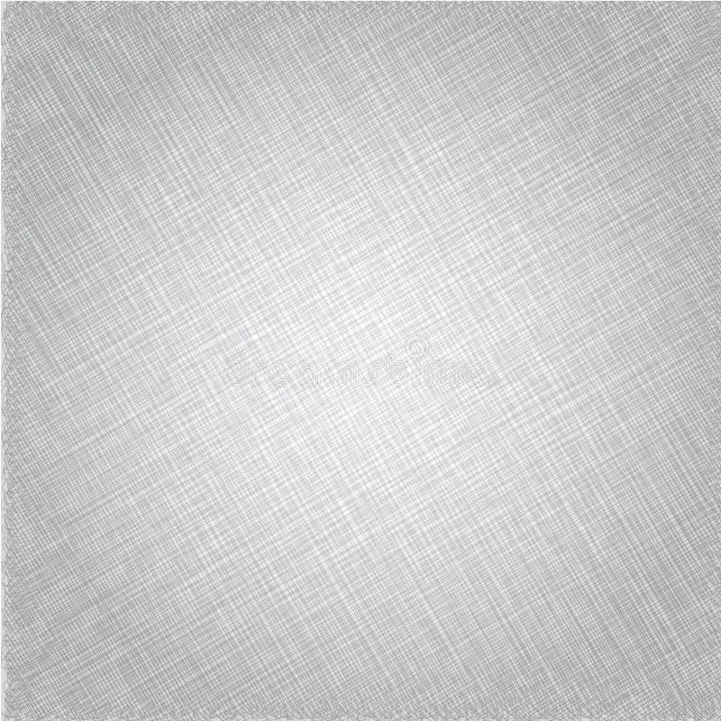 Fondo de lino stock de ilustración