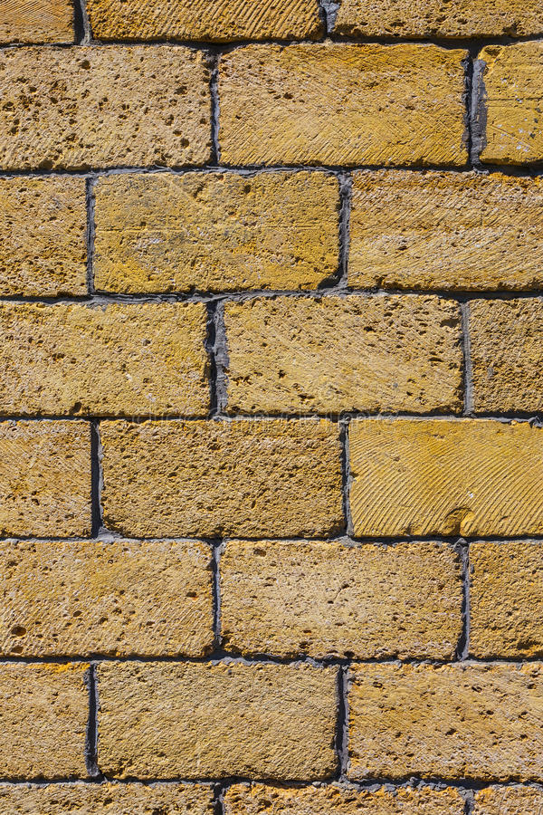 Fondo de los bloques de la pared imagen de archivo