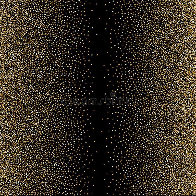 Fondo de los copos de nieve de la Navidad Fondo abstracto del vector - Vektorgrafik ilustración del vector