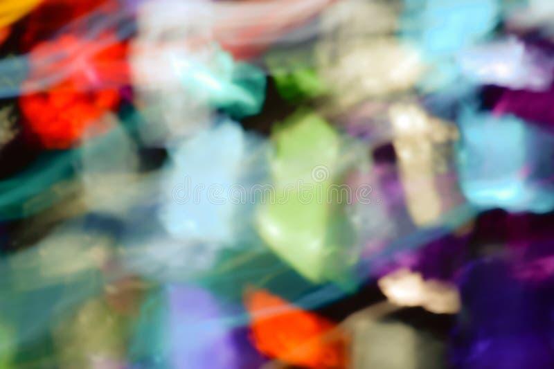 Fondo de los efectos luminosos, backgroun ligero abstracto fotografía de archivo
