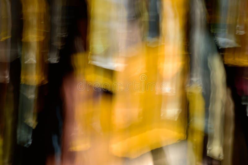 Fondo de los efectos luminosos, fondo ligero abstracto, escape ligero fotografía de archivo libre de regalías