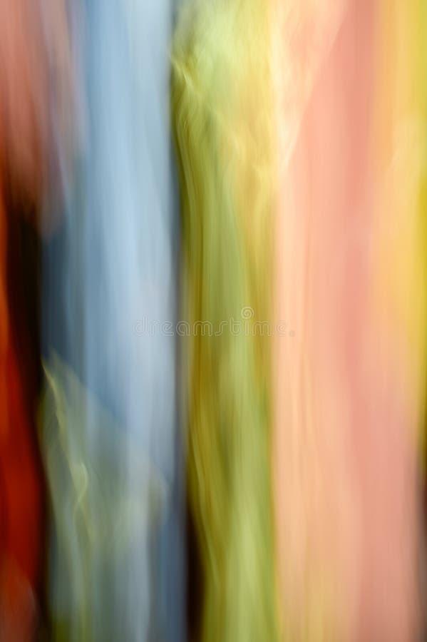 Fondo de los efectos luminosos, fondo ligero abstracto, escapes ligeros, imágenes de archivo libres de regalías