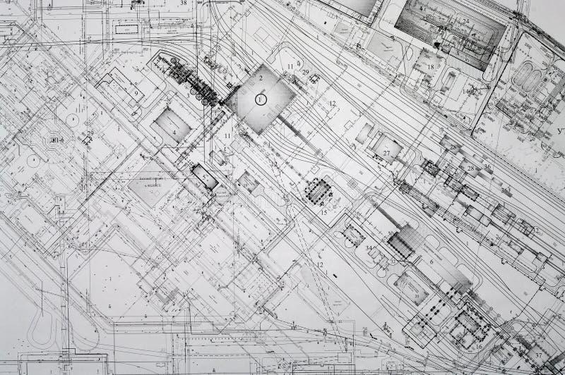 Fondo de los gráficos del proyecto. fotos de archivo