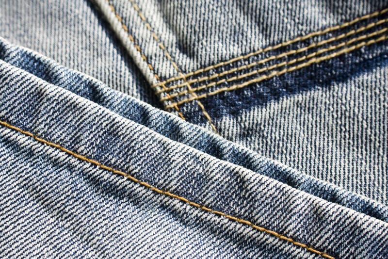 Fondo de los pantalones vaqueros fotos de archivo