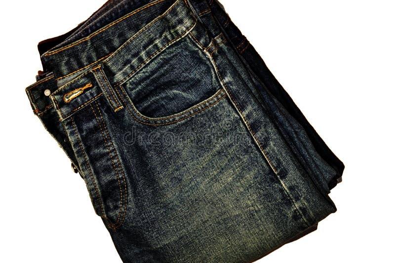 Fondo de los pantalones vaqueros imagen de archivo libre de regalías