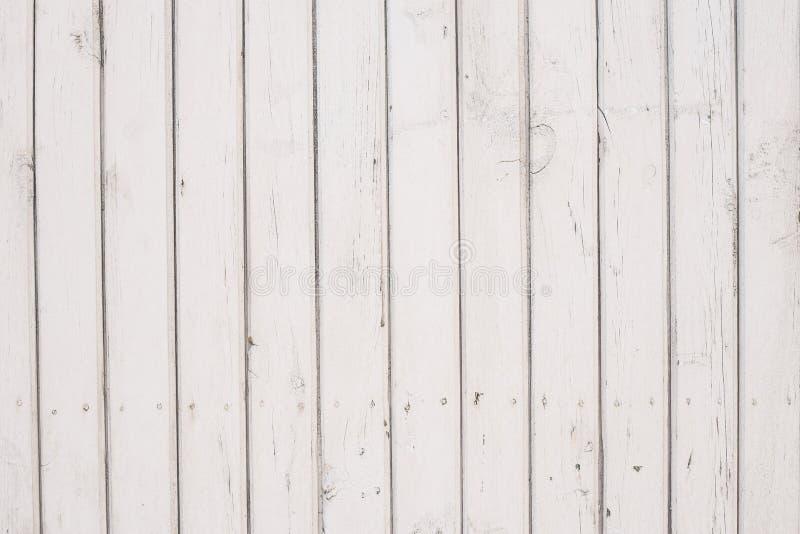 Fondo de los tableros de madera blancos imagenes de archivo
