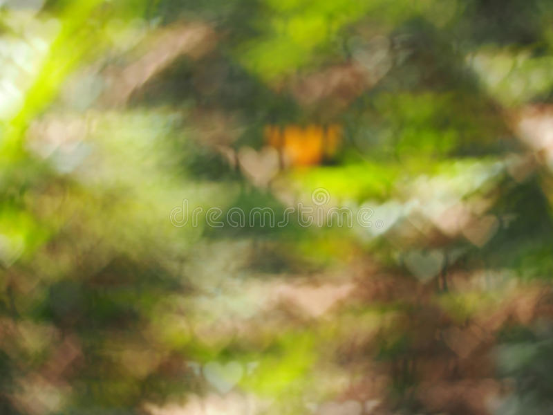 Fondo de lujo del bokeh de las luces abstractas foto de archivo