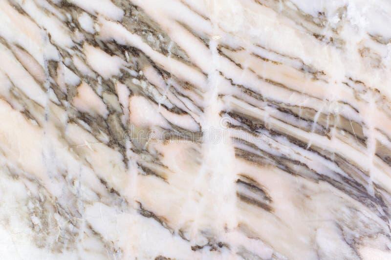 Fondo de mármol gris beige de la textura del extracto Primer de piedra del modelo imagen de archivo libre de regalías