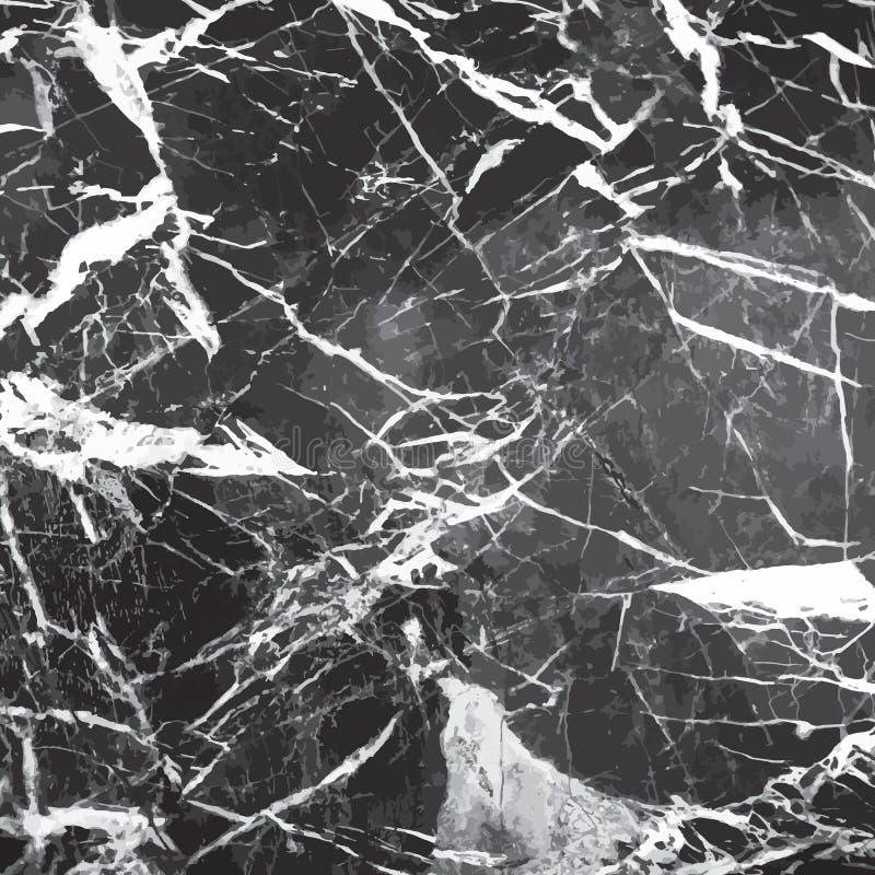 Fondo de mármol negro imagenes de archivo