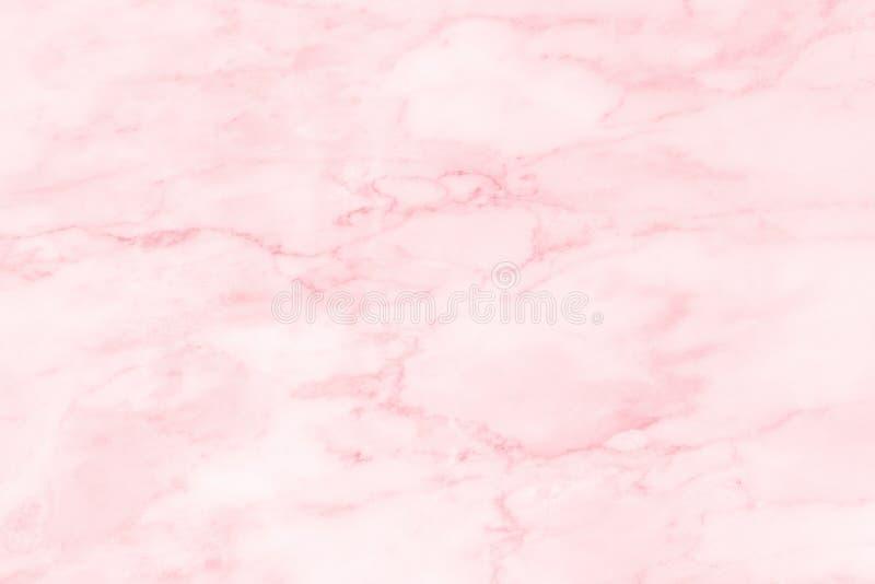 Fondo de mármol rosado de la textura, textura de mármol abstracta fotos de archivo