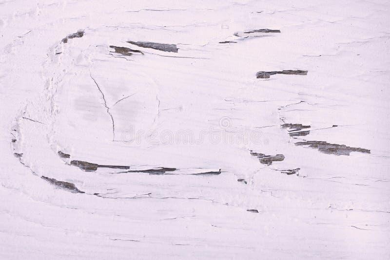 Fondo de madera áspero pintado, viejo contexto ligero fotografía de archivo libre de regalías