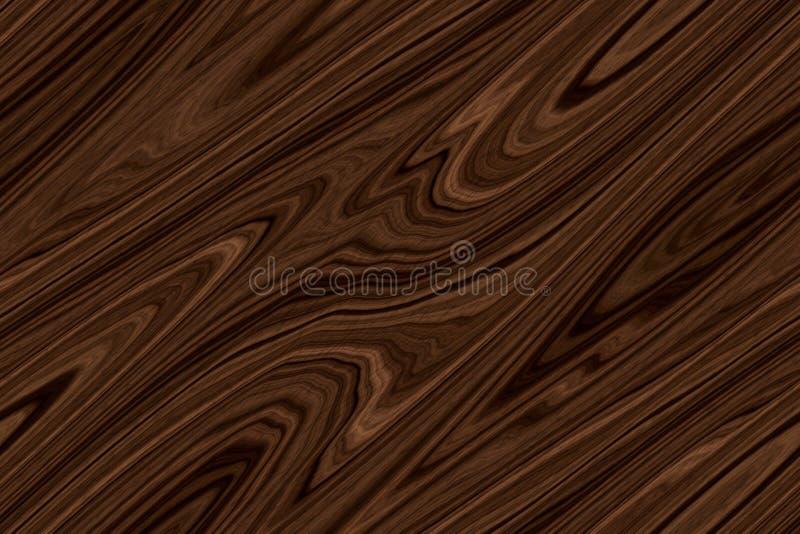 Fondo de madera ilustración del vector