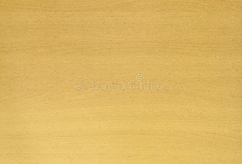 Fondo de madera amarillo fotografía de archivo libre de regalías