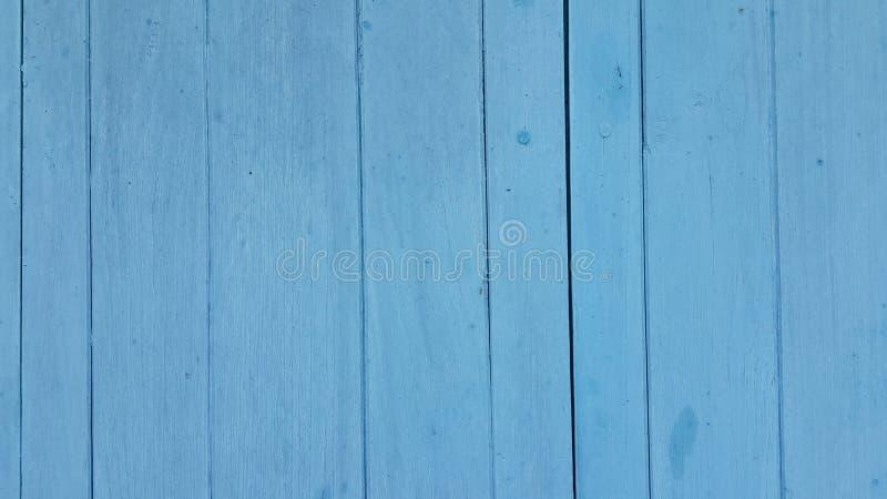 Fondo de madera azul abstracto fotos de archivo libres de regalías