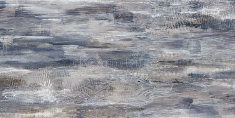 Fondo de madera azul abstracto de la textura fotos de archivo libres de regalías