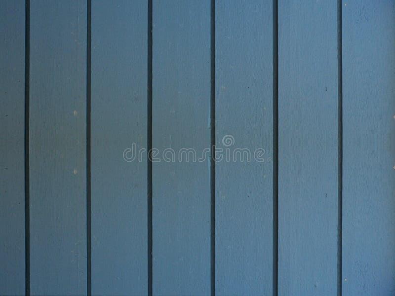 Fondo de madera azul de la textura de los tablones del vintage fotografía de archivo libre de regalías