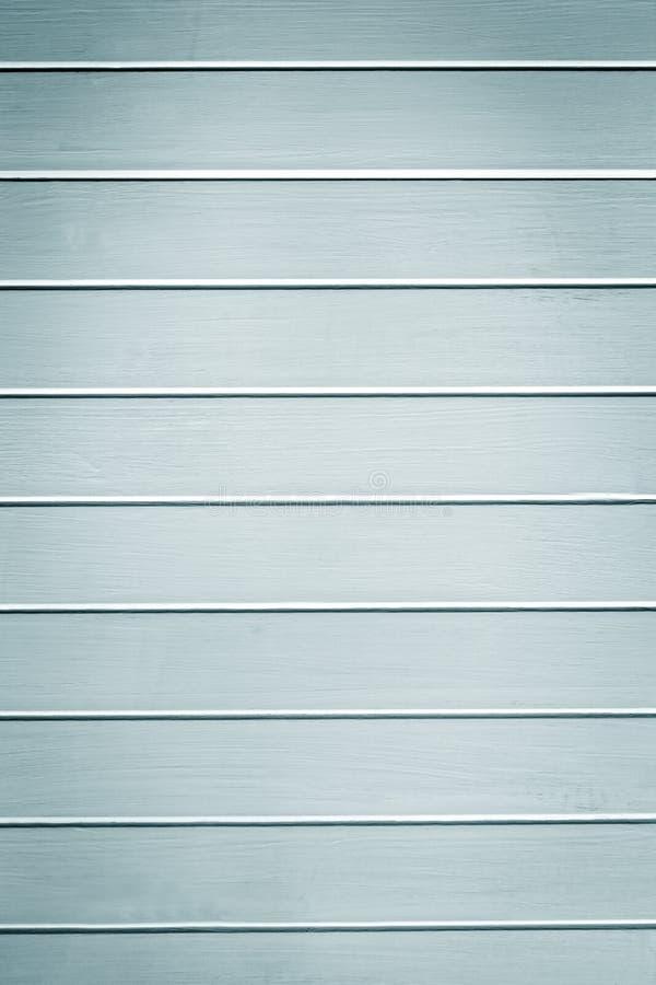 Fondo de madera azul de la textura del revestimiento de madera imagen de archivo