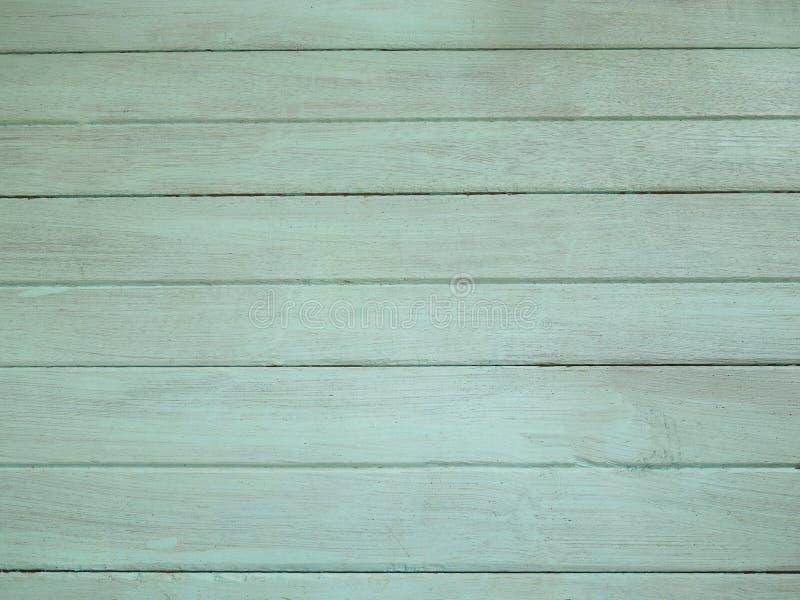 Fondo de madera azul suave de la textura del vintage Fondo de madera del tablero que puede ser u horizontal o vertical imagen de archivo libre de regalías