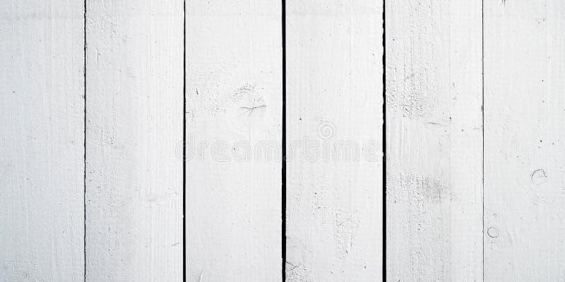 Fondo de madera blanco fotos de archivo