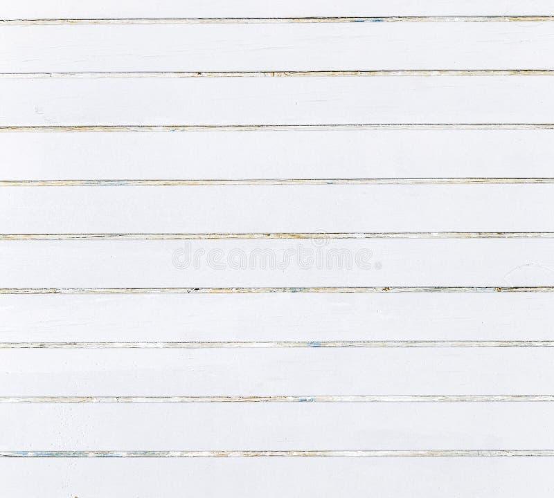 Fondo de madera blanco de la playa imagen de archivo