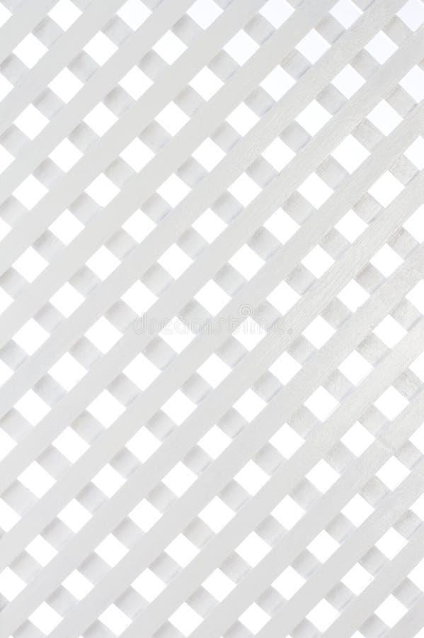 Fondo de madera blanco del cedazo fotografía de archivo libre de regalías