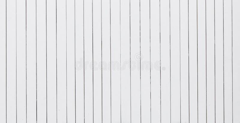 Fondo de madera blanco de la textura del revestimiento de madera imagen de archivo libre de regalías