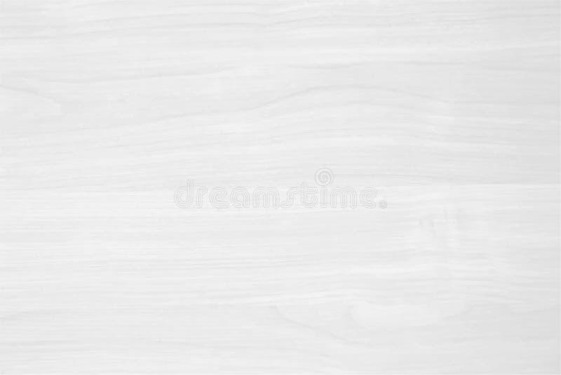 Fondo de madera blanco de la textura del tabl?n para el dise?o del wour stock de ilustración
