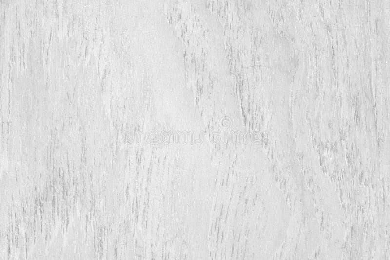 Fondo de madera blanco de la textura Espacio en blanco de la visión superior para el diseño imágenes de archivo libres de regalías