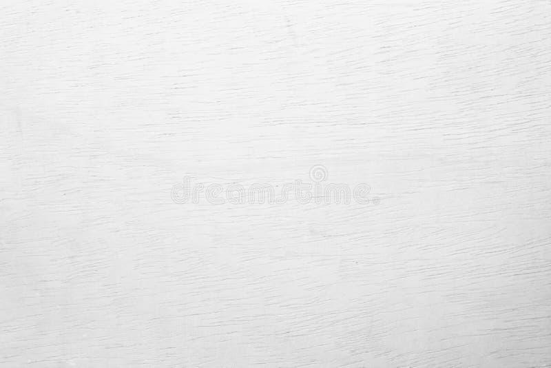 Fondo de madera blanco de la textura de la pared imágenes de archivo libres de regalías