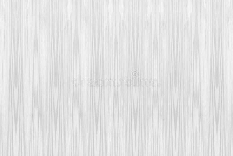 Fondo de madera blanco de la textura, fondo de madera de la pared o textura fondo natural de madera del modelo imágenes de archivo libres de regalías