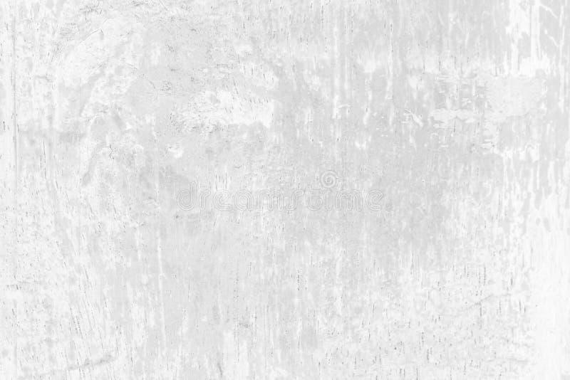 Fondo de madera blanco superficial rústico abstracto de la textura de la tabla clo fotografía de archivo libre de regalías