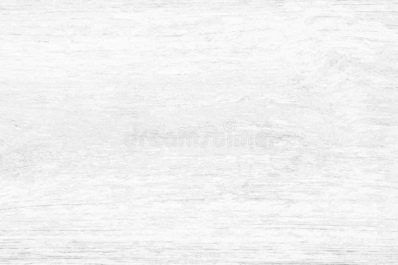 Fondo de madera blanco superficial rústico abstracto de la textura de la tabla clo foto de archivo libre de regalías