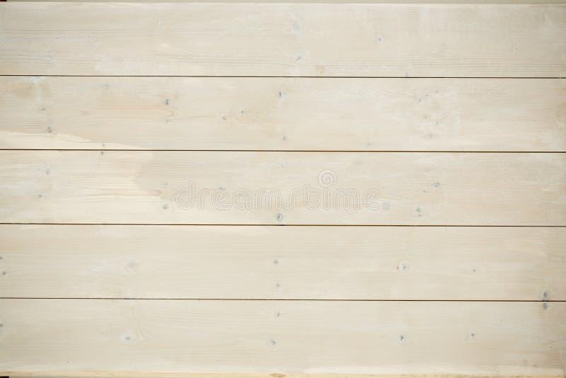 Fondo de madera blanqueado de los tablones ilustración del vector