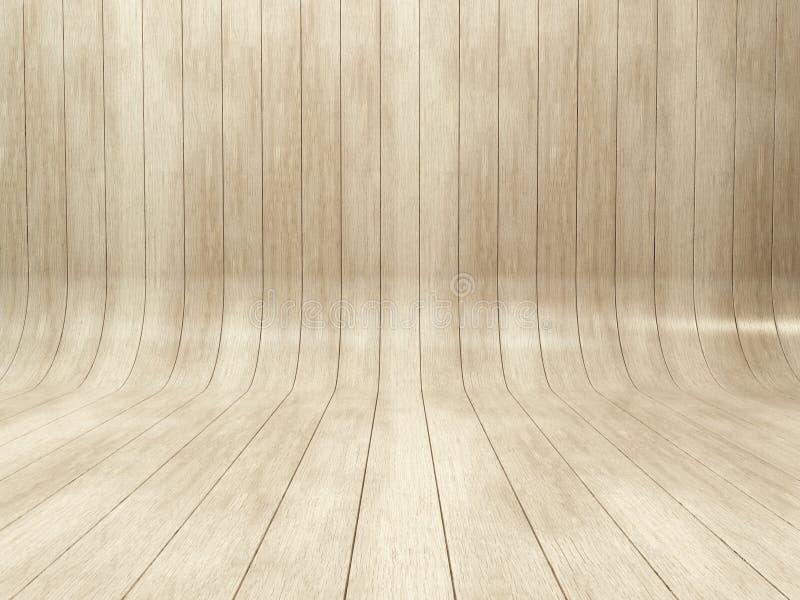 Fondo de madera blanqueado del roble foto de archivo