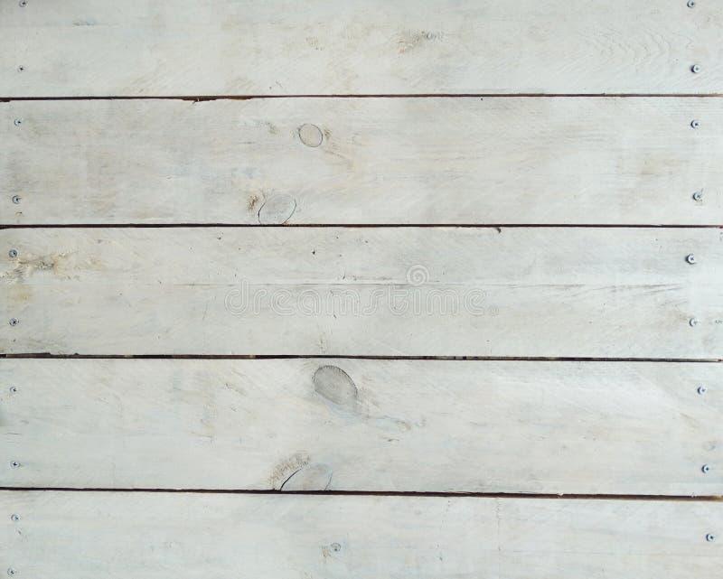 Fondo de madera clavado del tablón fotos de archivo libres de regalías