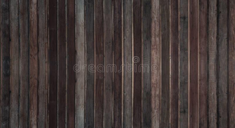 Fondo de madera con los modelos naturales, pared de madera vieja de la textura del modelo foto de archivo libre de regalías