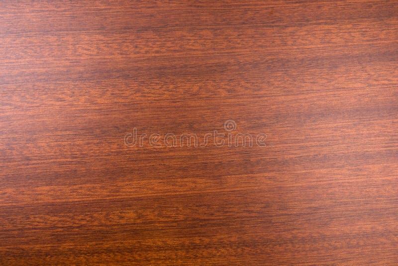 Fondo de madera de caoba decorativo imagen de archivo