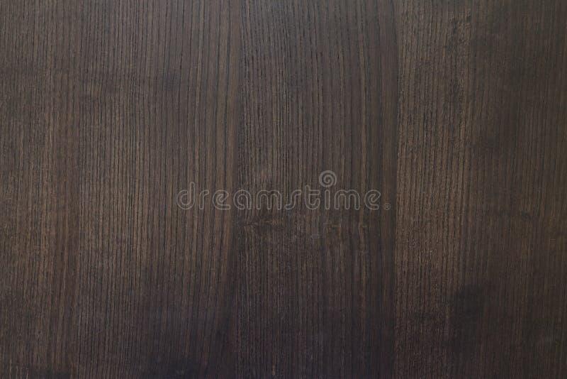 Fondo de madera de la textura de Brown imágenes de archivo libres de regalías