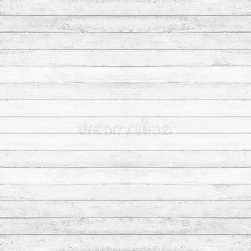 Fondo de madera de la textura de la pared, color blanco grisáceo del vintage fotos de archivo libres de regalías
