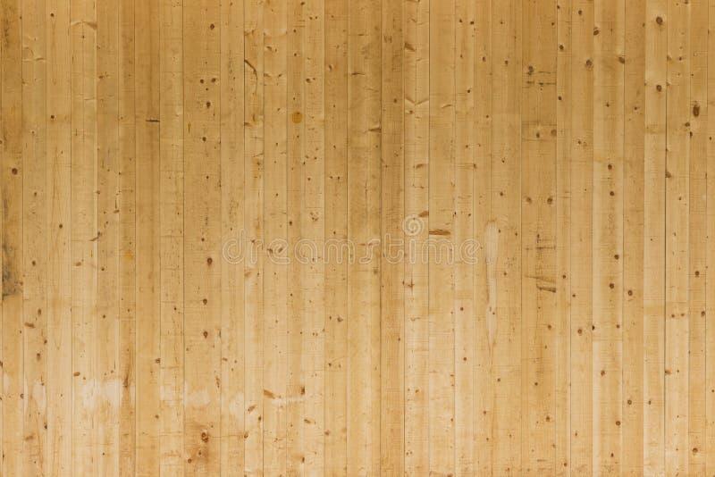 Fondo de madera de la textura de la pared del tablón de Brown fotos de archivo