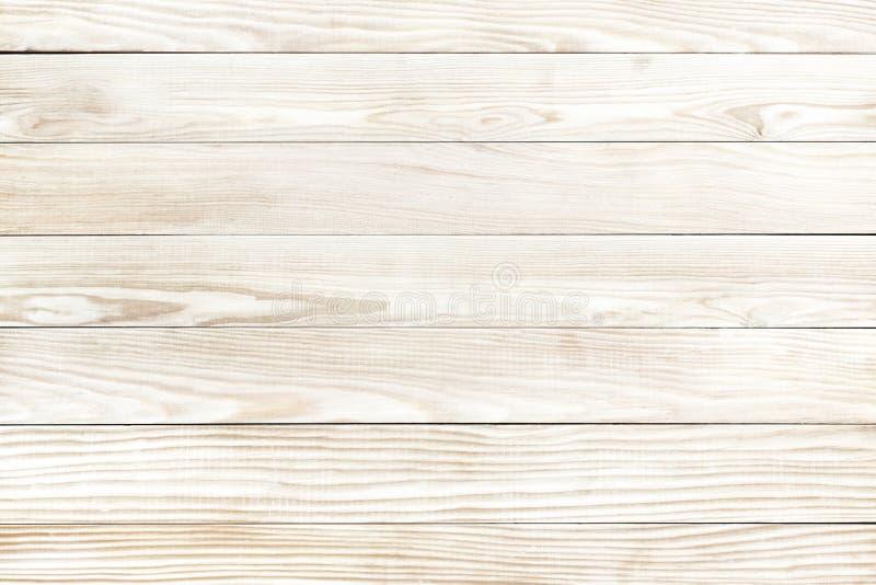 Fondo de madera de la textura de los tableros naturales del pino foto de archivo
