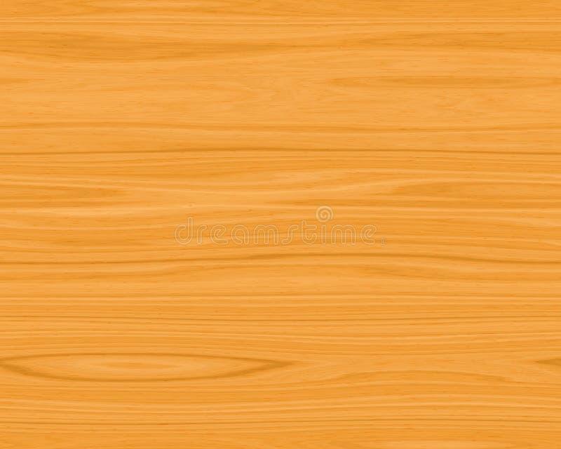 Fondo de madera de la textura del grano stock de ilustración