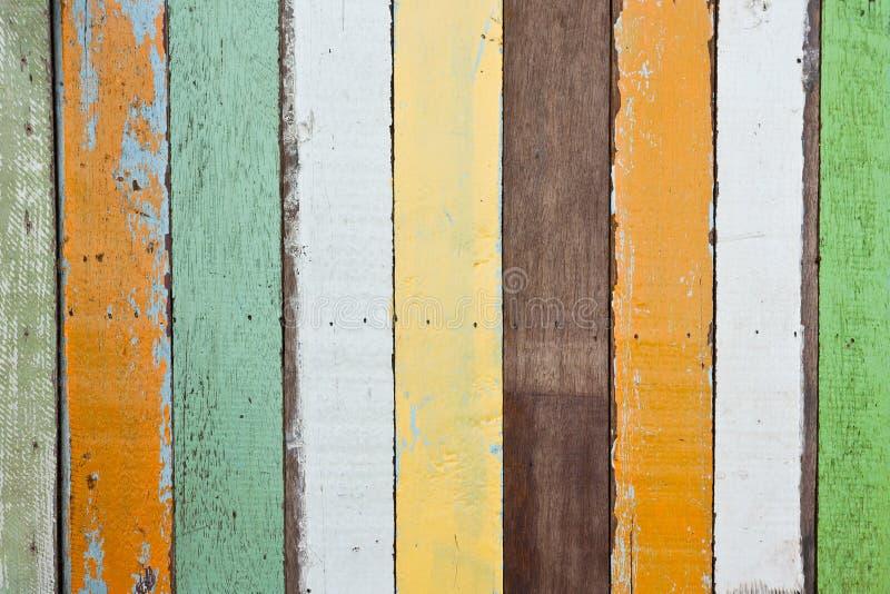 Fondo de madera de la textura del grunge abstracto fotografía de archivo libre de regalías